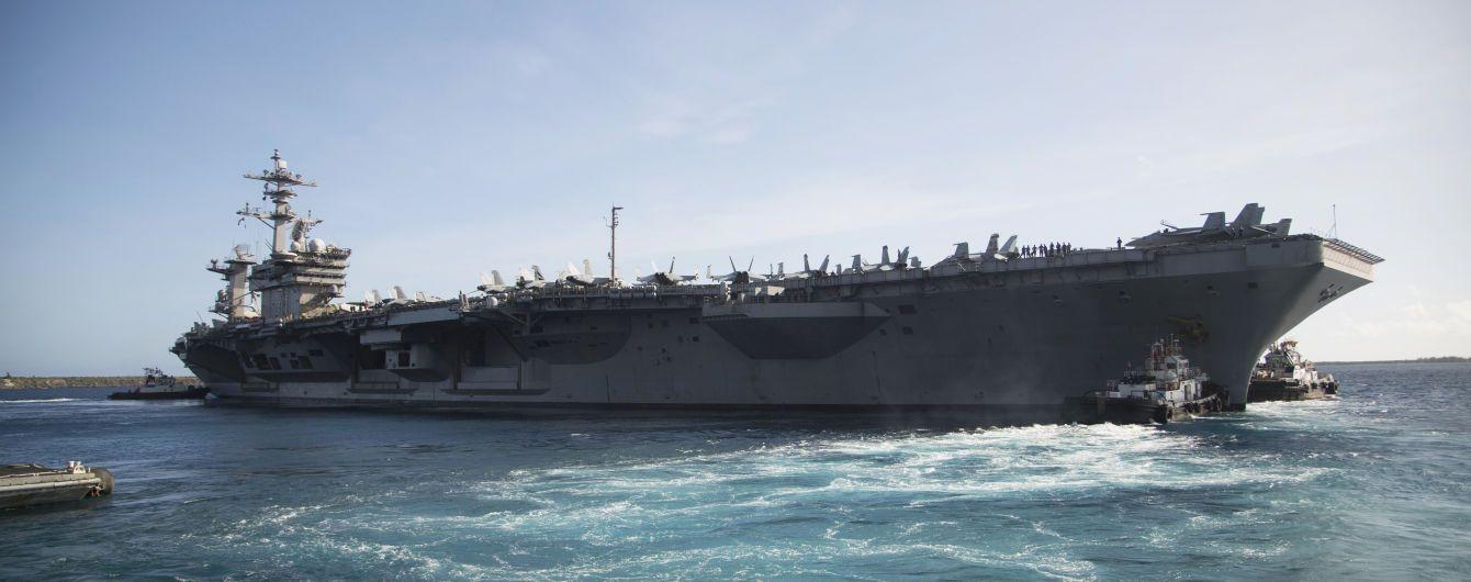 Ракетний есмінець ВМС США попрямував у Чорне море