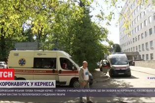 В горсовете Харькова подтвердили факт заболевания мэра коронавирусом
