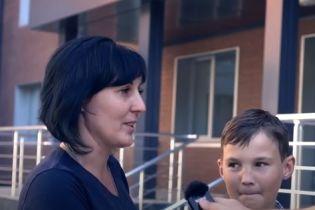 """З'явилося перше відео хлопчика, збитого сином кандидата у мери Кривого Рогу на """"тисячці"""""""