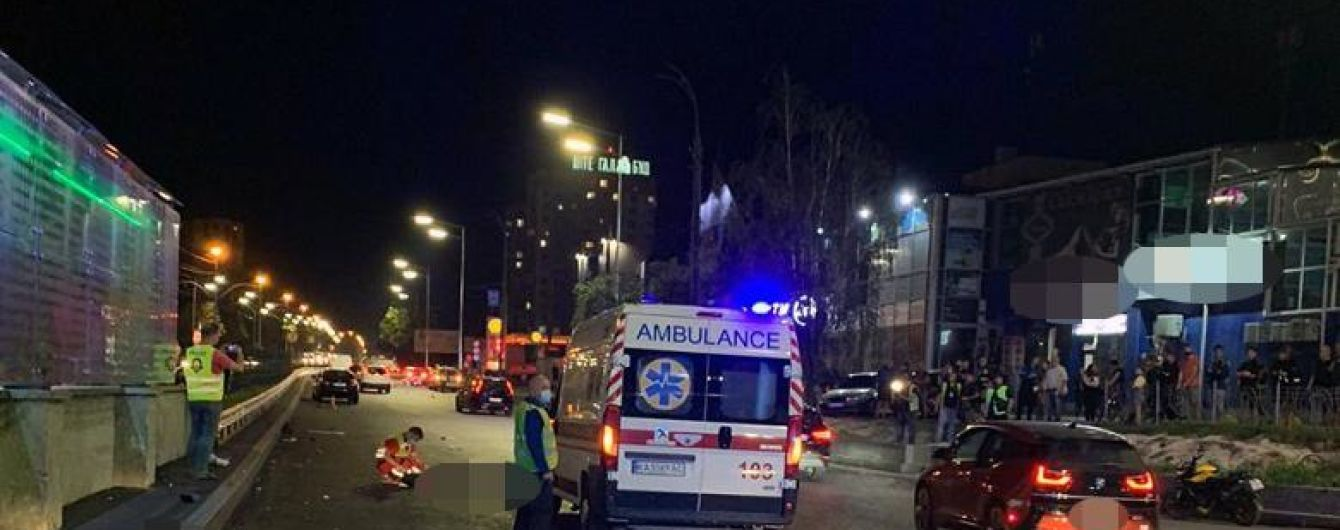Поліція оприлюднила подробиці ДТП на проспекті Любомира Гузара у Києві, де загинули троє людей
