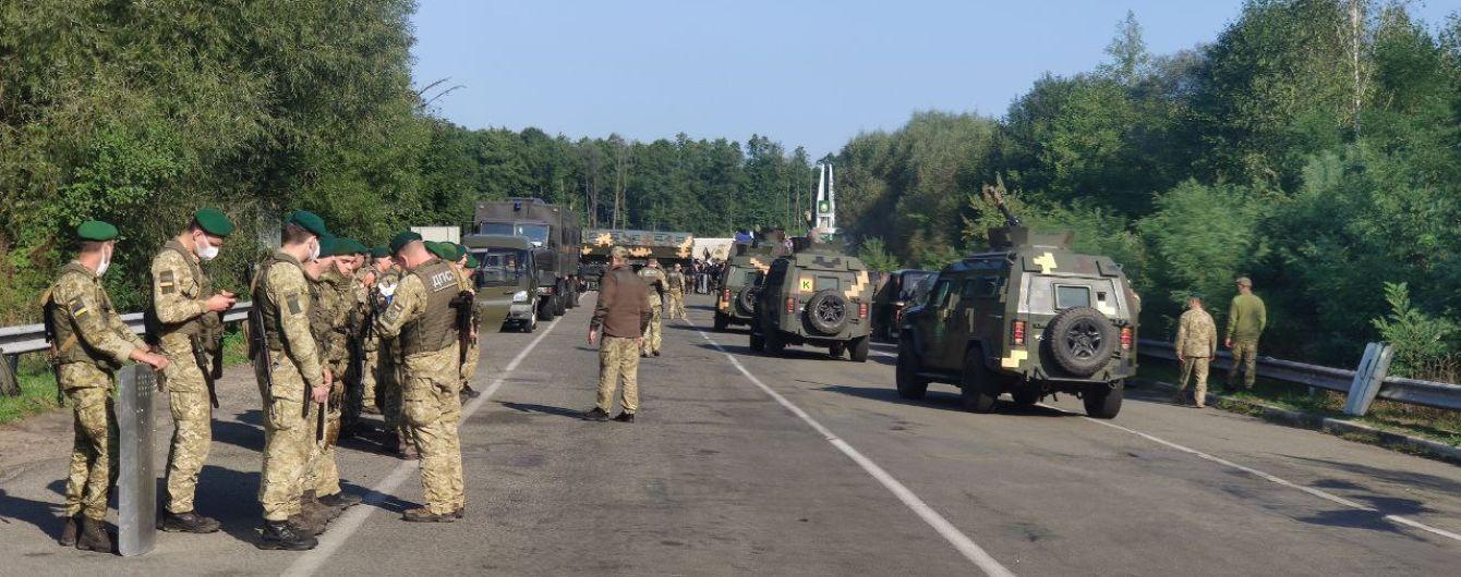 У Зеленського закликали Білорусь припинити створювати додаткову напругу з хасидами на кордоні