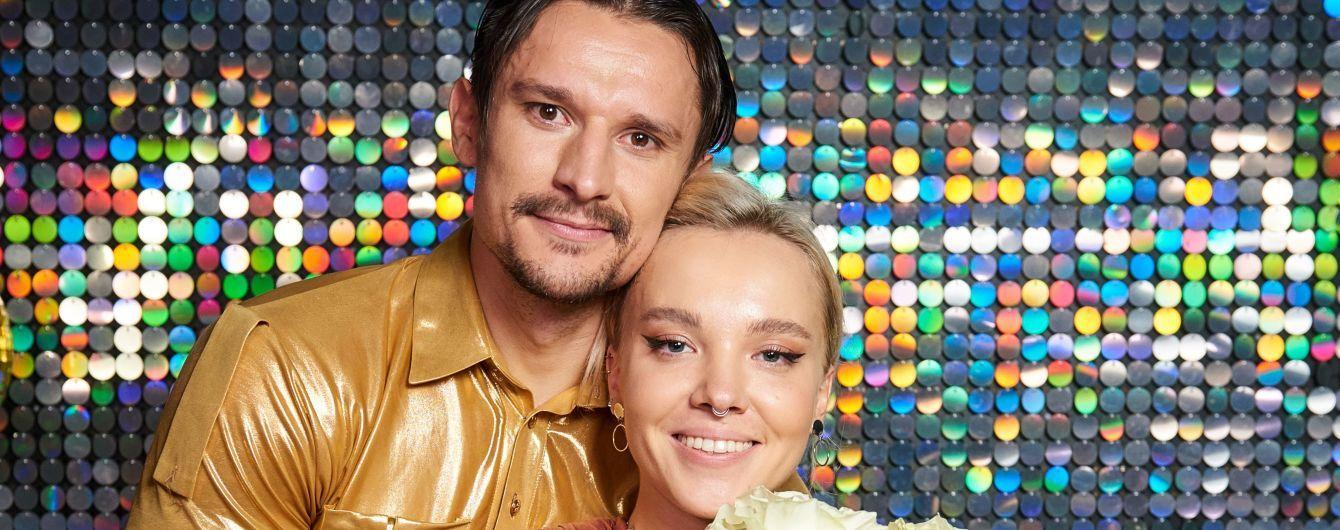 """Танці з зірками"": Тарас Цимбалюк рассказал о предложении любимой в прямом эфире"