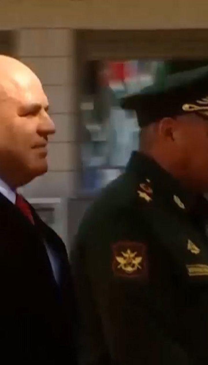 До Мінська прилетів російський міністр оборони для обговорення співпраці між країнами