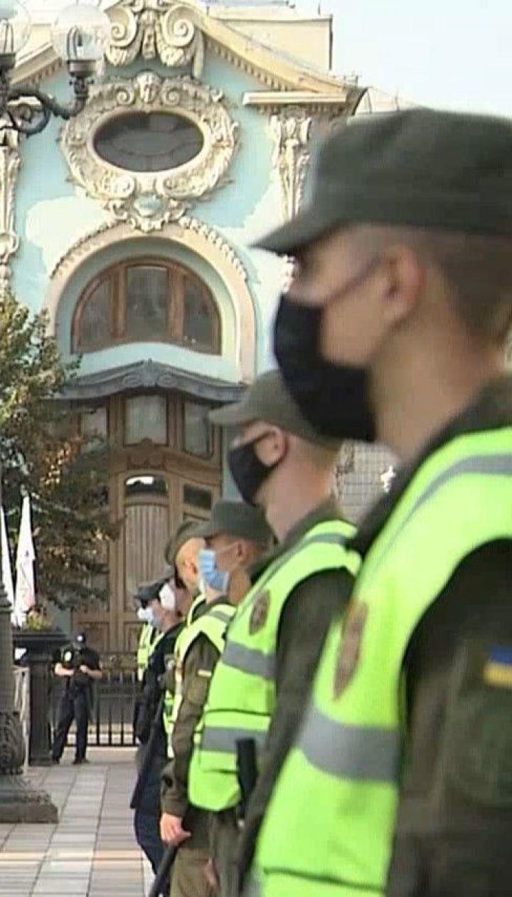 Нафтопереробники вимагали під стінами парламенту встановити єдиний акциз на паливо