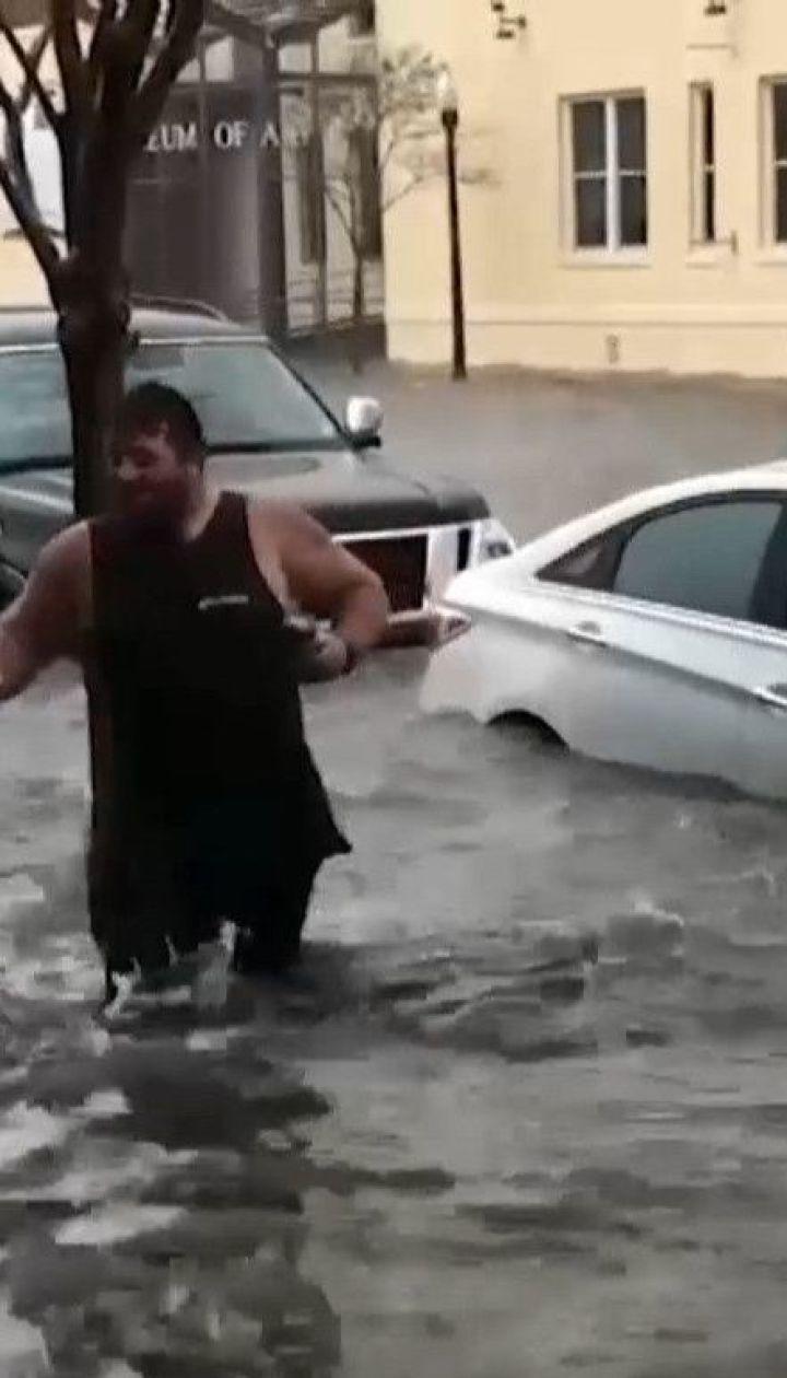 """Ураган """"Салли"""" оставил без водоснабжения более полумиллиона домов американцев"""