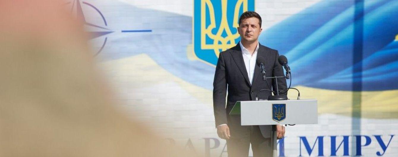 """""""Стратегический курс государства"""": Зеленский сказал, что нужно активизировать в Украине для членства в НАТО"""
