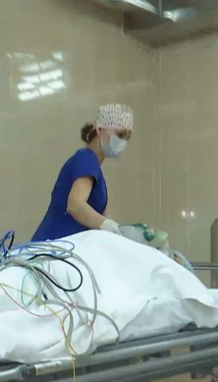 У Львові породілля втратила дитину через COVID-19 на 31 тижні вагітності