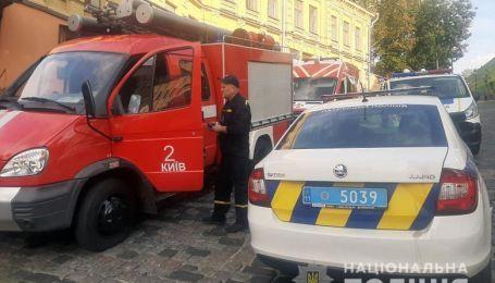 В Киеве на Подоле произошел взрыв в ресторане: есть пострадавшие