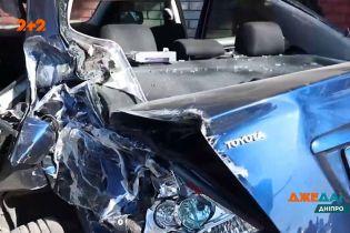 Обзор аварий с украинских дорог за 17 сентября 2020 года