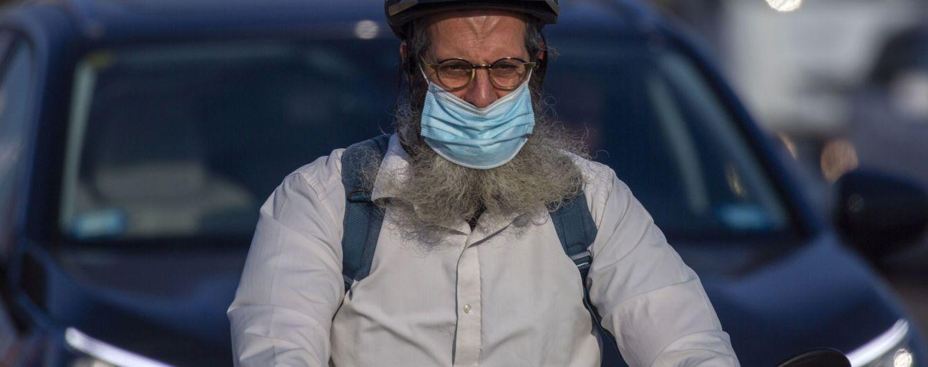 Израиль ослабляет карантинные ограничения, введенные из-за коронавируса