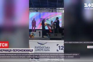 Львівська монахиня посіла перше місце у напівмарафоні у Луцьку