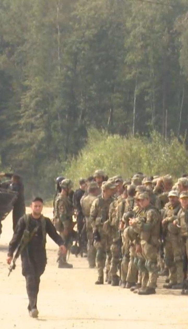 Международные учения: во Львовской области собрались около 4-х тысяч военных из 10 стран мира