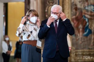Еталон елегантності: перша леді Німеччини на зустрічі з президентом Італії