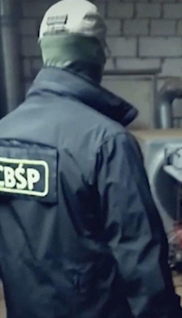 Українських контрабандистів заарештували на заході Польщі