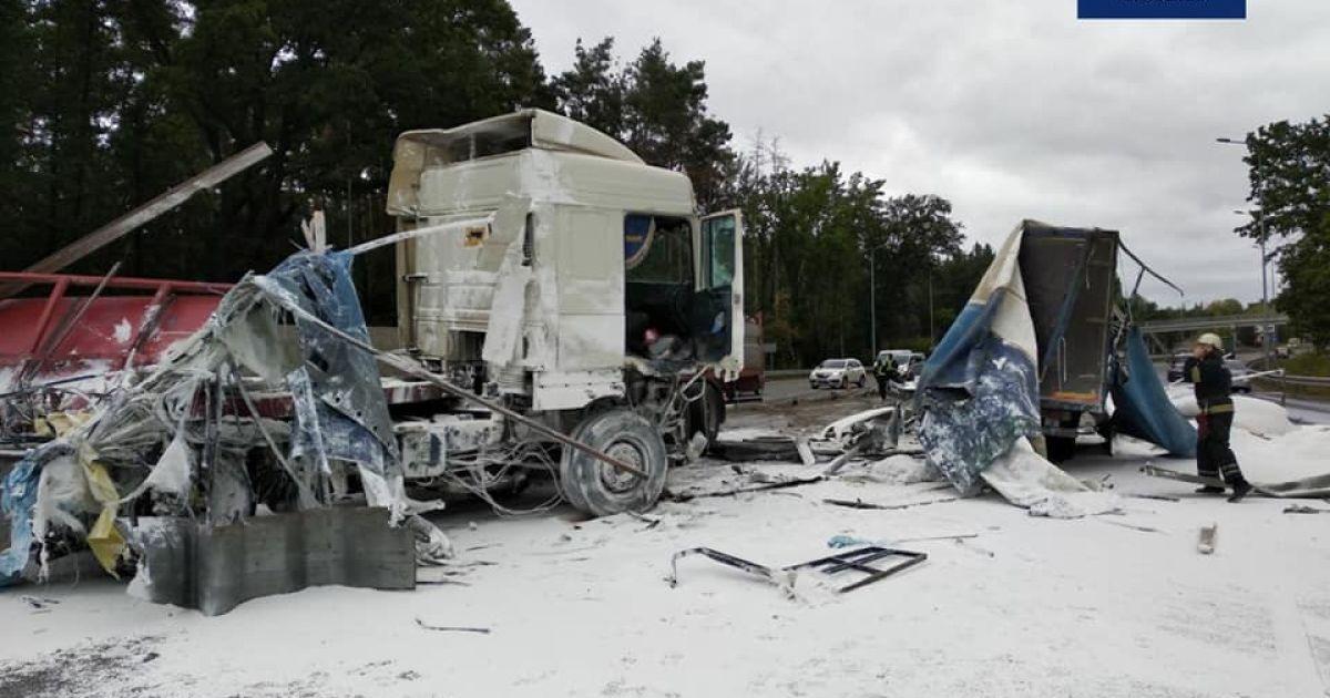 Один погибший и один травмированный: подробности ДТП на трассе Киев-Одесса