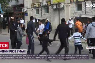 Хасиды встретят Рош ха-Шана на белорусско-украинской границе