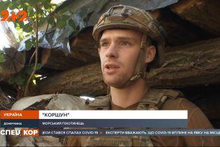 Как на приморском участке фронта русские оккупанты понимают безграничное перемирие