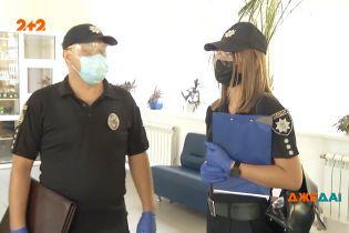 Соблюдение правил карантина: COVID-патрули вышли на улицы Херсона