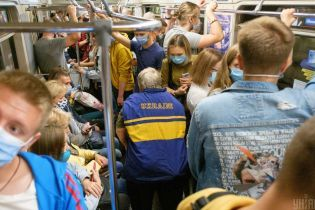 Перевантаженість станцій київського метро утричі більша, ніж у Європі