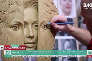 Скульптор Владимир Цисарик рассказал историю скульптуры с обложки нового альбома Тины Кароль