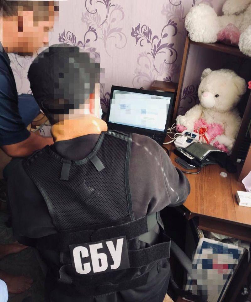 Затримання у Черкасах, СБУ_2