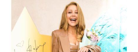Тіна Кароль отримала іменну зірку в центрі Києва