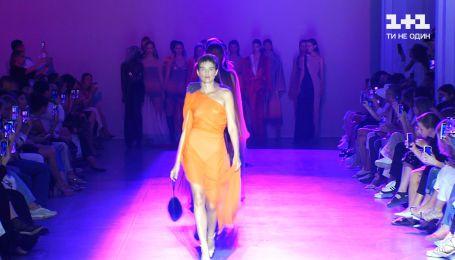 Оксамитовий сезон на Ukrainian Fashion Week