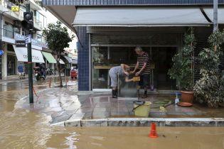 В Греции бушует неистовый шторм: есть погибшие