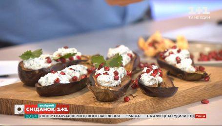 Баклажаны по-гречески – рецепт Валентины Хамайко