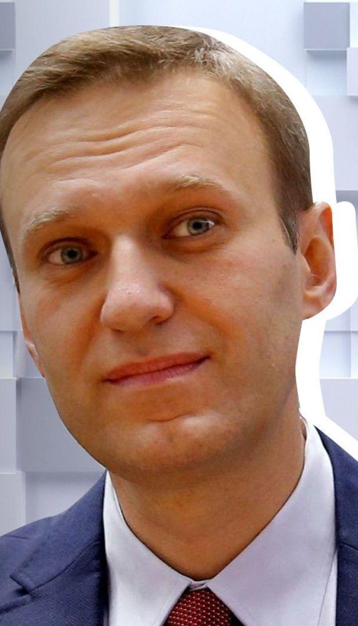 """Навальный поделился первыми ощущениями после отравления """"Новичком"""""""
