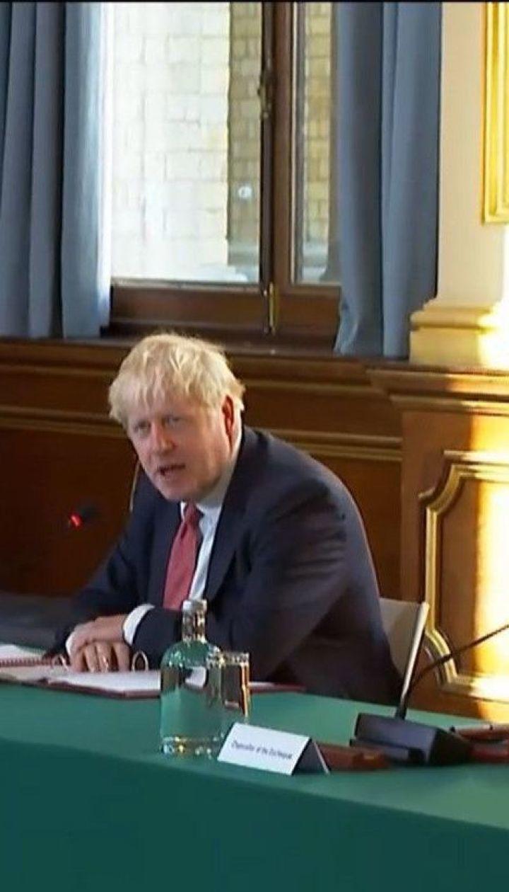 Великобритания обновляет штрафы за нарушение самоизоляции