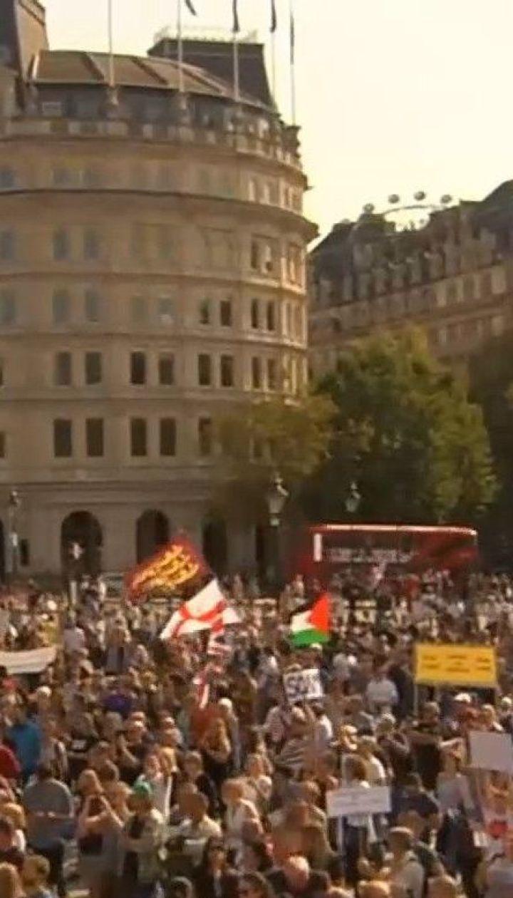 Від Аргентини до Румунії – світом прокотилась хвиля антикарантинних протестів
