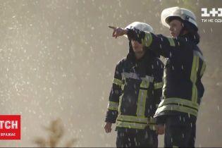 Екологи прогнозують забруднення повітря у Києві через пожежу на сміттєзвалищі