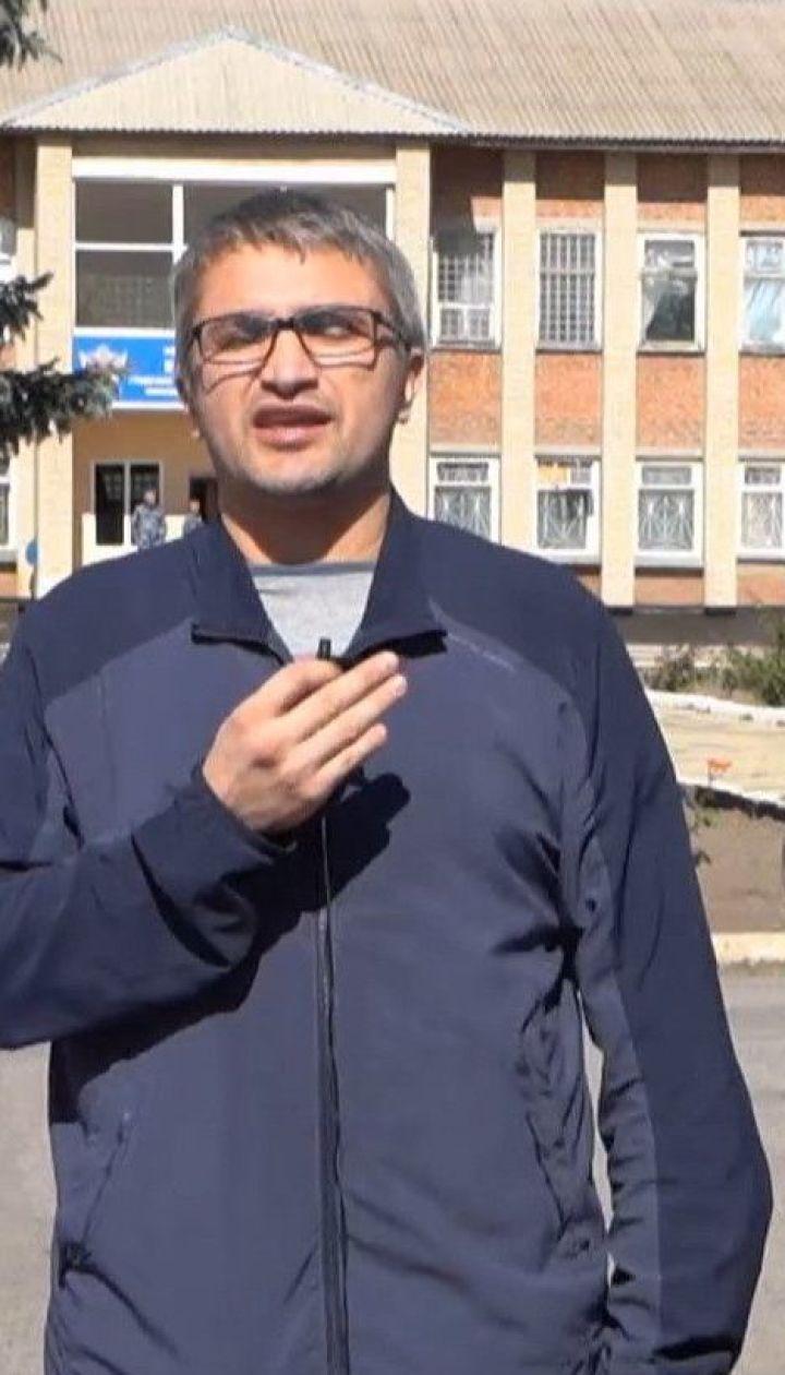 Кримськотатарський активіст та блогер Мемедінов вийшов на свободу