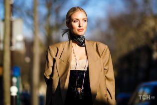 Як носити хустку: чотири стильні ідеї