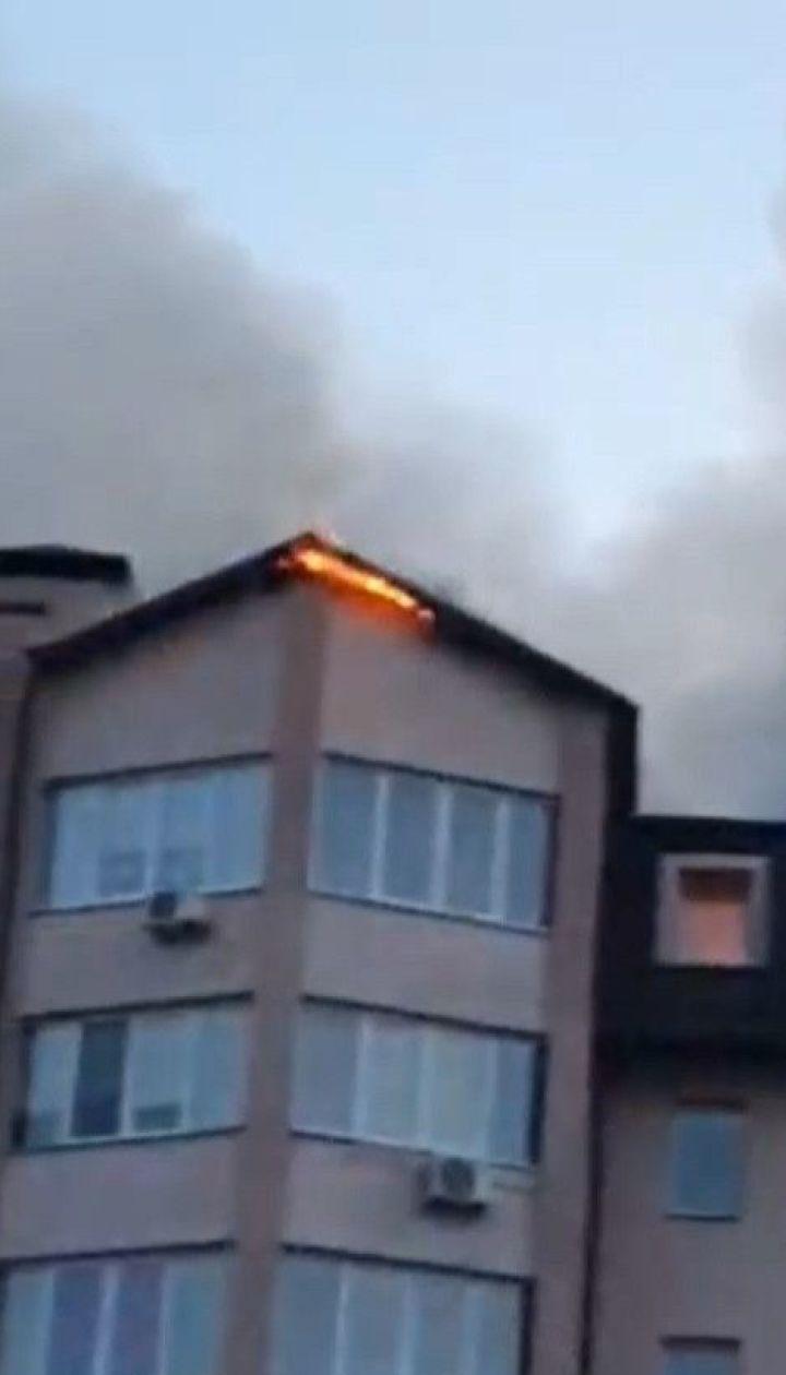На Софіївський Борщагівці 3 квартири згоріли вщент і ще 2 постраждали