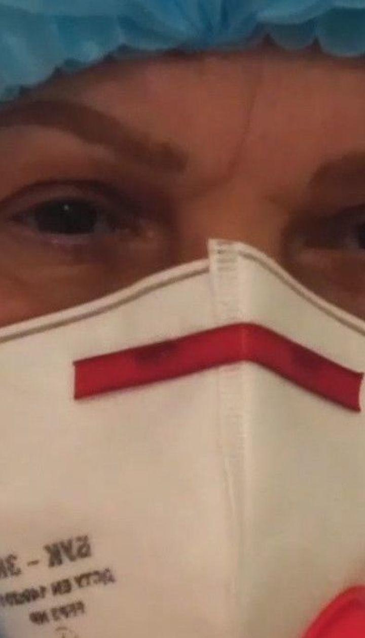 Коронавирус прогрессирует: общее число госпитализированных в Украине возросло