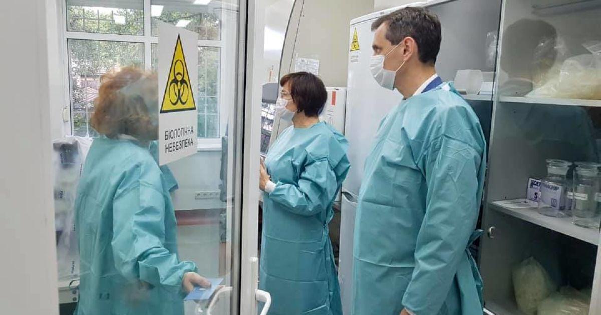 Ляшко рассказал, сколько в Украине осталось коек для больных COVID-19