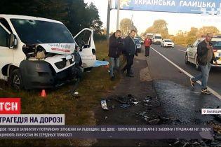 Трагедия на дороге: двое мужчин погибли в ДТП возле Львова