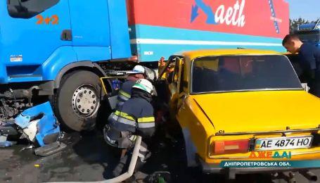 ДТП с дорог Украины – ДжеДАИ за 23 сентября 2020 года