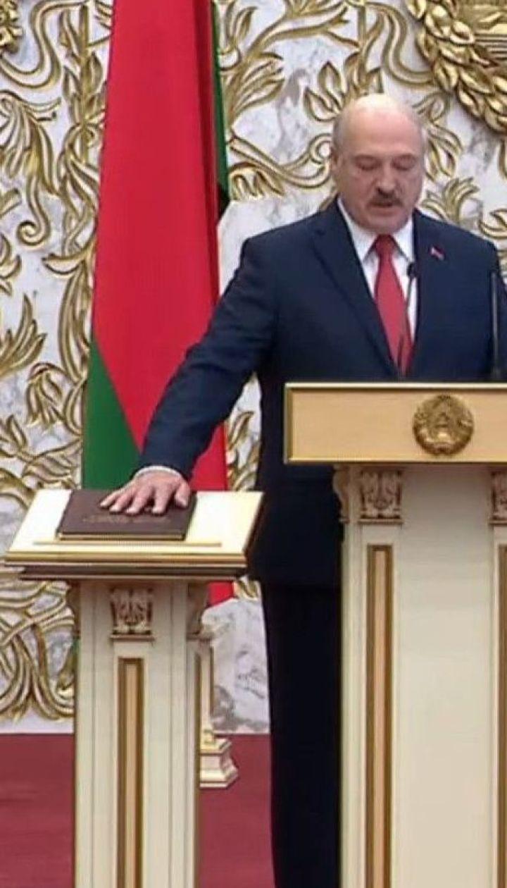 Несколько европейских стран не признали Лукашенко президентом Беларуси