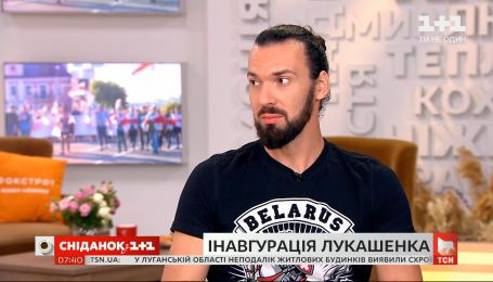 Інавгурація Лукашенка, протести та арешти: розмова з білоруським активістом Андрієм Ткачовим