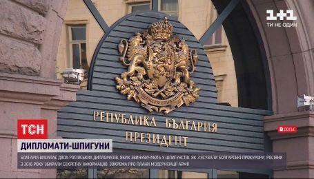 У Болгарії двох російських дипломатів звинуватили у шпигунстві