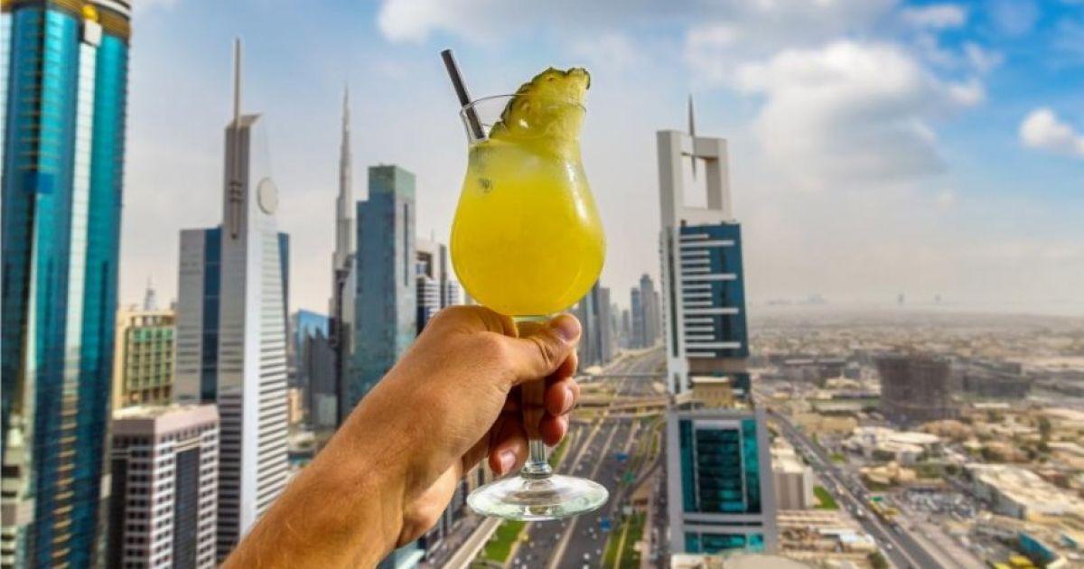 Абу-Даби снимает запрет на алкоголь
