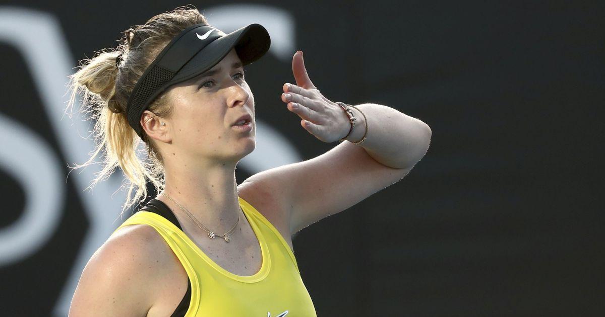 Свитолина убедительно вышла в полуфинал турнира в Страсбурге (видео)