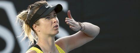 Світоліна переконливо вийшла у півфінал турніру в Страсбурзі (відео)