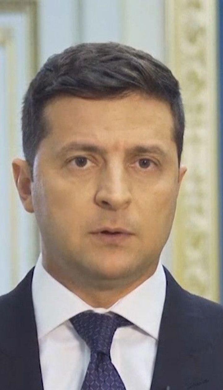 """Зеленський назвав війну на Донбасі """"раною, яка кровоточить всередині Європи"""""""