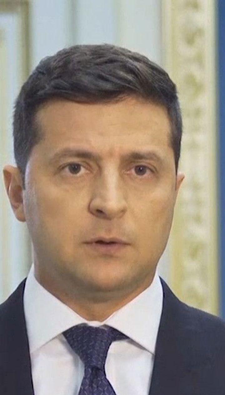 """Зеленский назвал войну в Донбассе """"раной, которая кровоточит внутри Европы"""""""