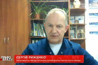 Главный врач Днепропетровской больницы имени Мечникова рассказал об эпидситуации в области