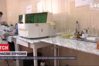 В Коломые 44 человека госпитализировали из-за отравления сосисками